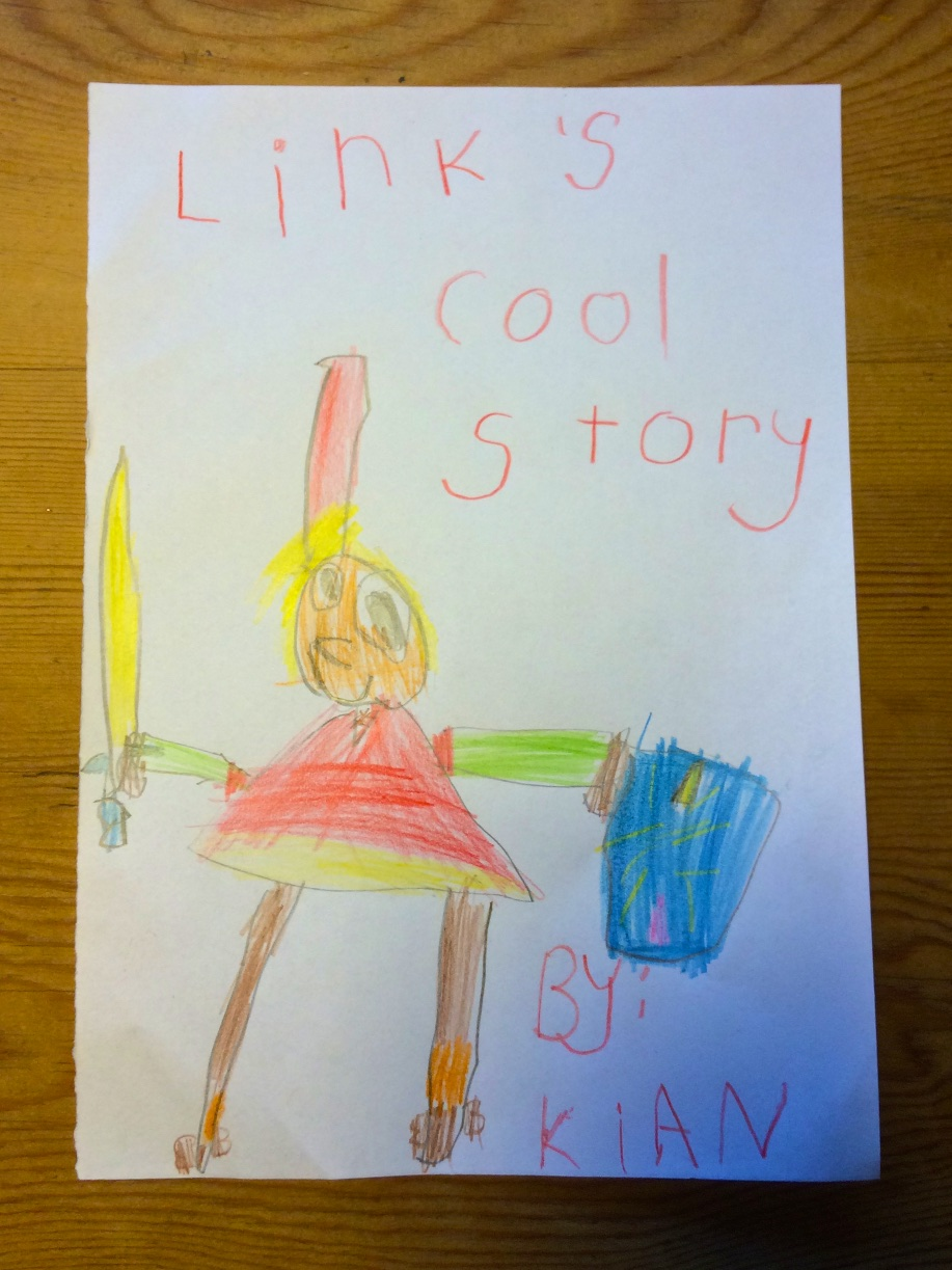 Link's Cool Story