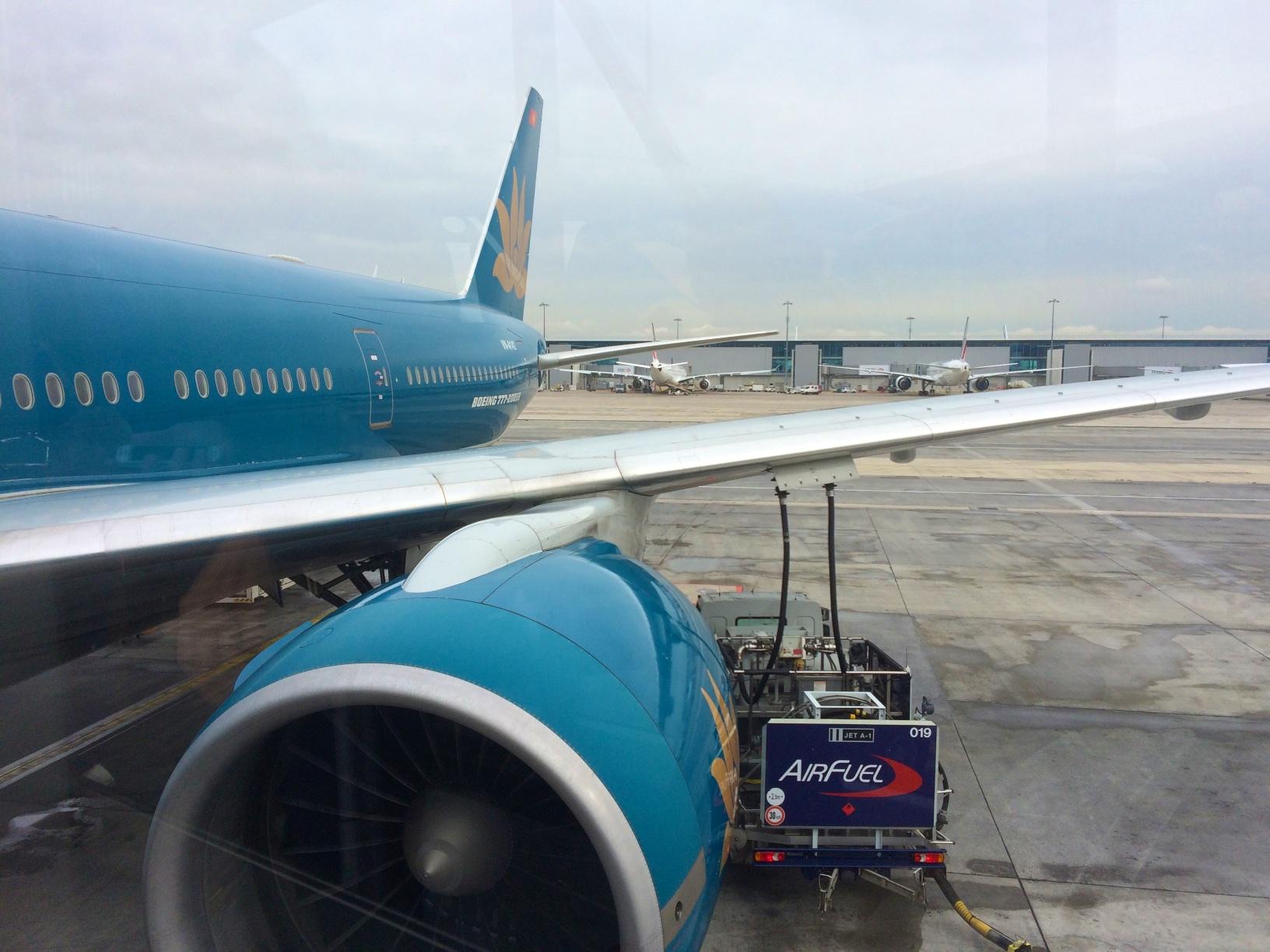 Boeing 777 - Vietnam Airlines