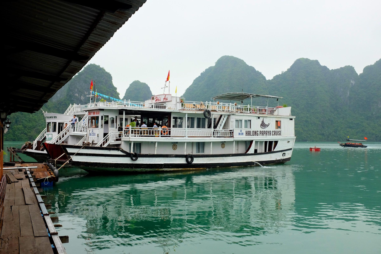 The Papaya Cruise Boat