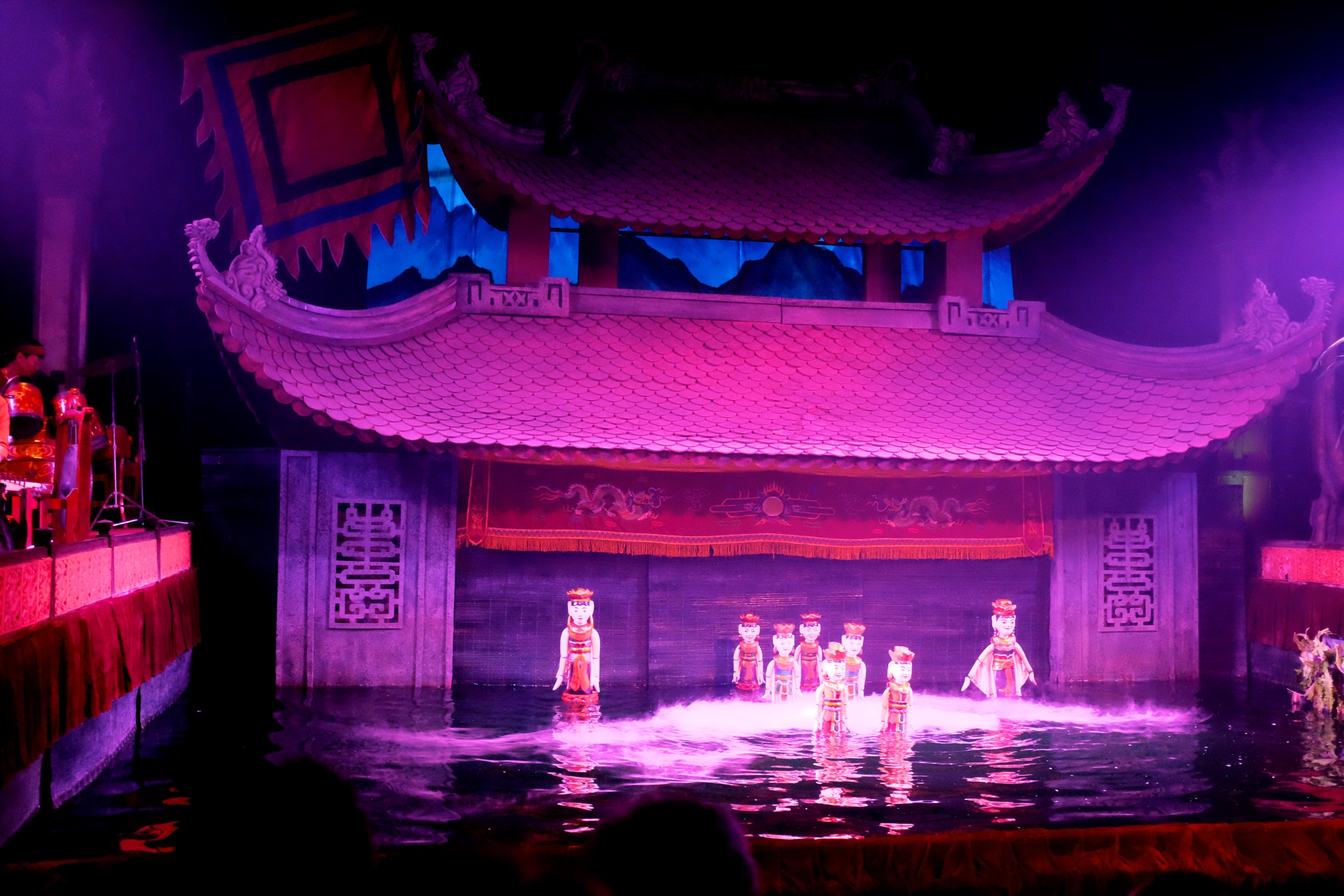 Thang Long Water Puppet Show