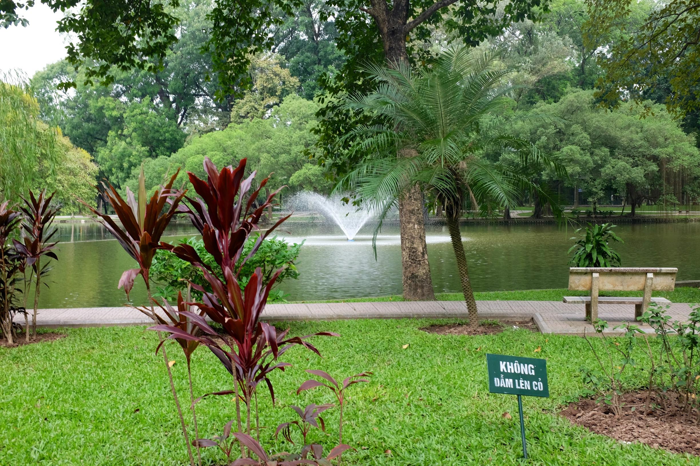 Hanoi's Botanical Garden