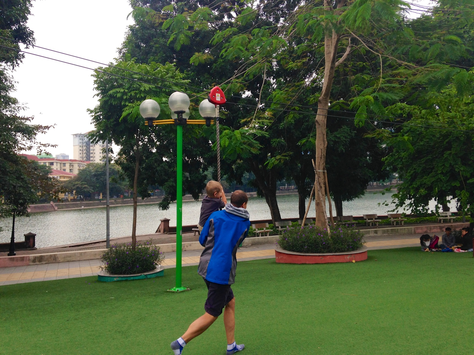 Cong Vien Nghia Do's Playground