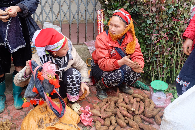 Sa Pa Street Market