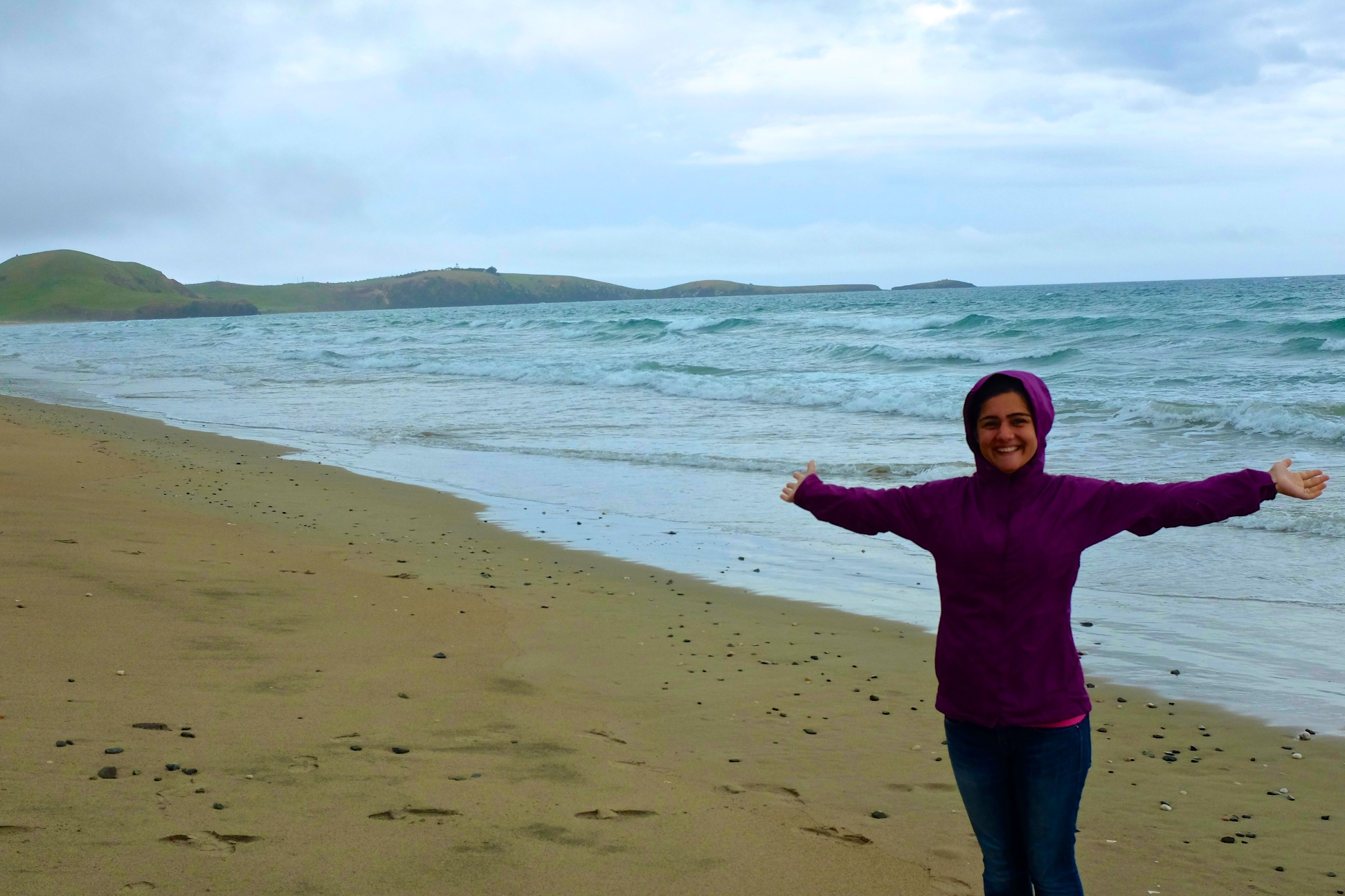Katiki Beach
