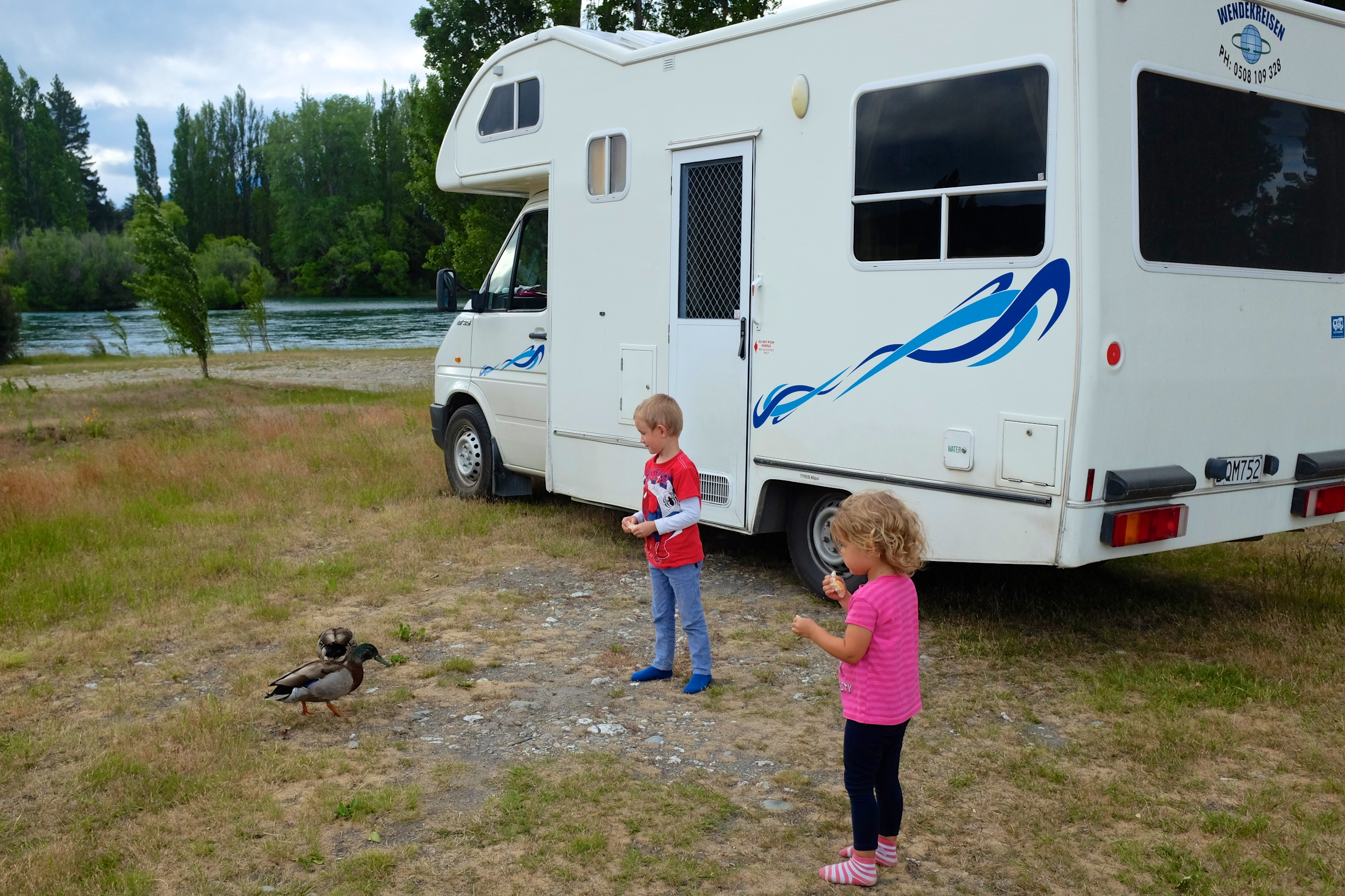 Albert Town Campground