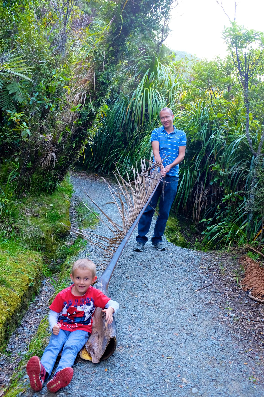 Pororari Hiking Trail
