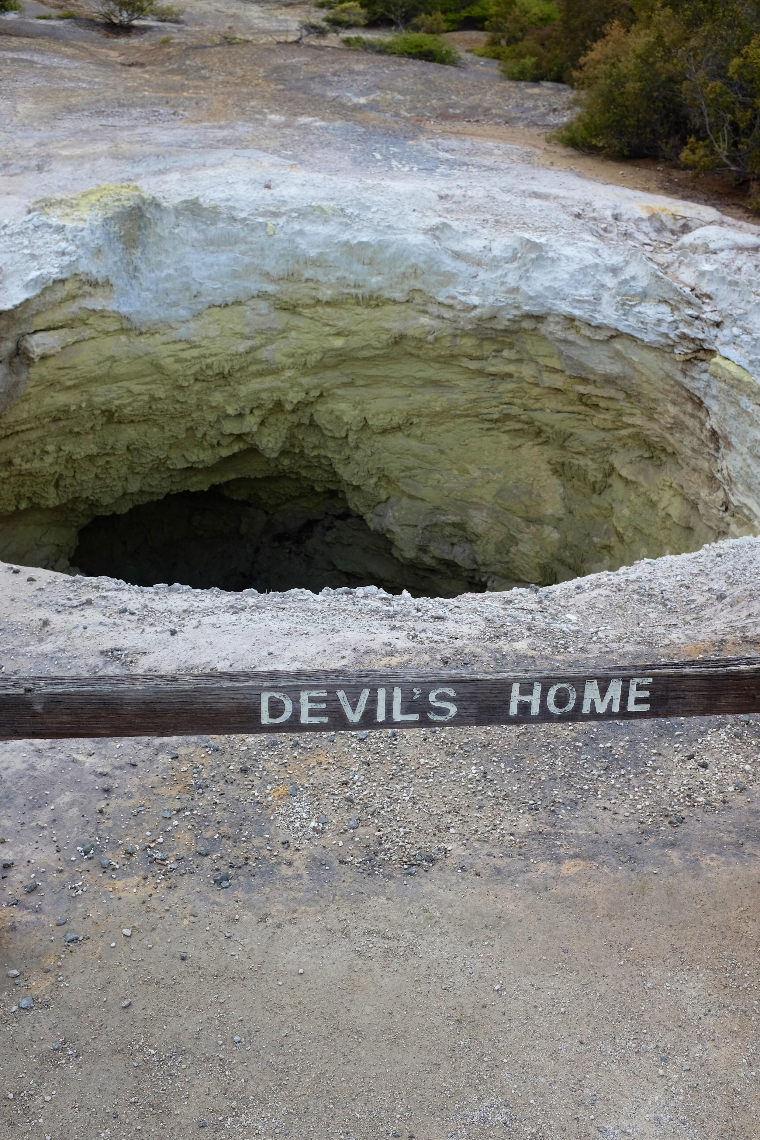 Devil's Home