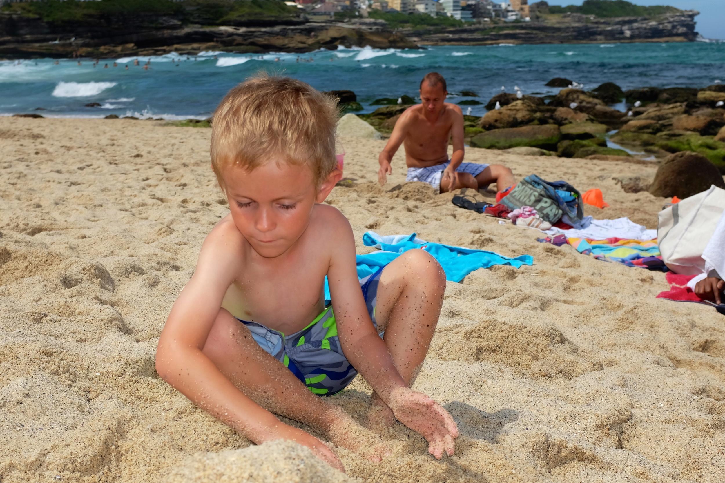 Bronte Park Beach