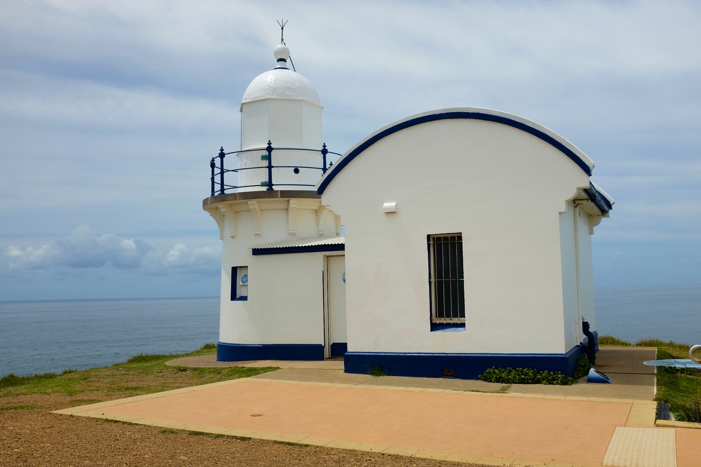 Taking Point Lighthouse