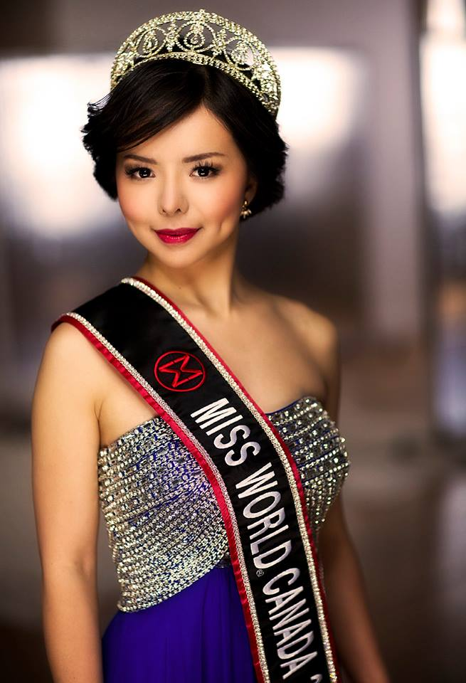 Anastasia Lin, Miss World Canada