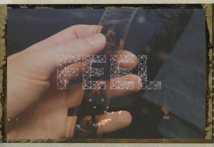 "Single Art for Kiings x Rae Cassidy's ""Feel""."