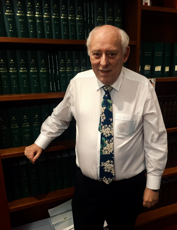 edward kwan blue floral tie necktie melbourne australia.JPG