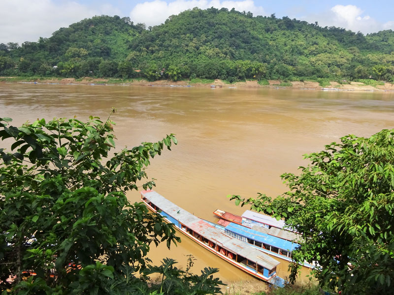 Mighty Mekong River