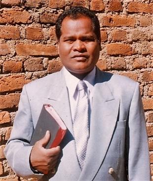 Pastor Pramod Nag, Odisha State, India
