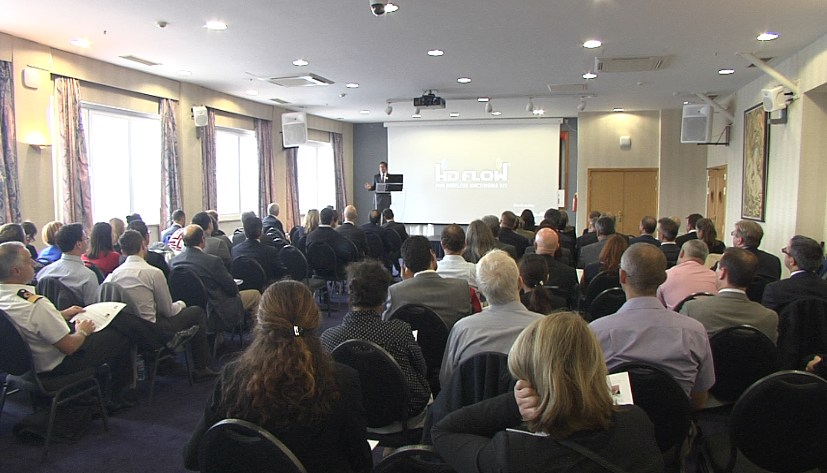 The Conference took place at the Caleta Hotel