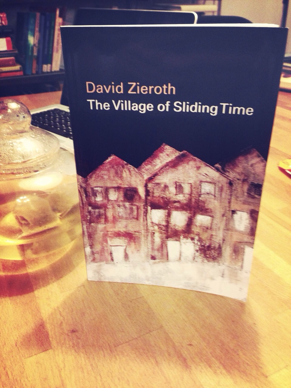 The Village of sliding Time    Harbour Publishing  2006