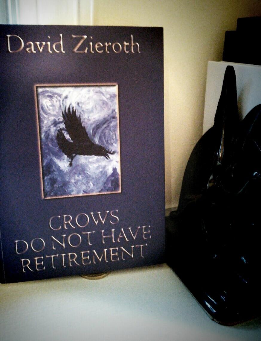 Crows do not have Retirement  Harbour Publishing   2011