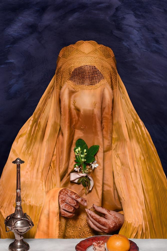 THE BRIDESMAID by HANNAH HABIBI and ZAREK RAHMAN.jpg