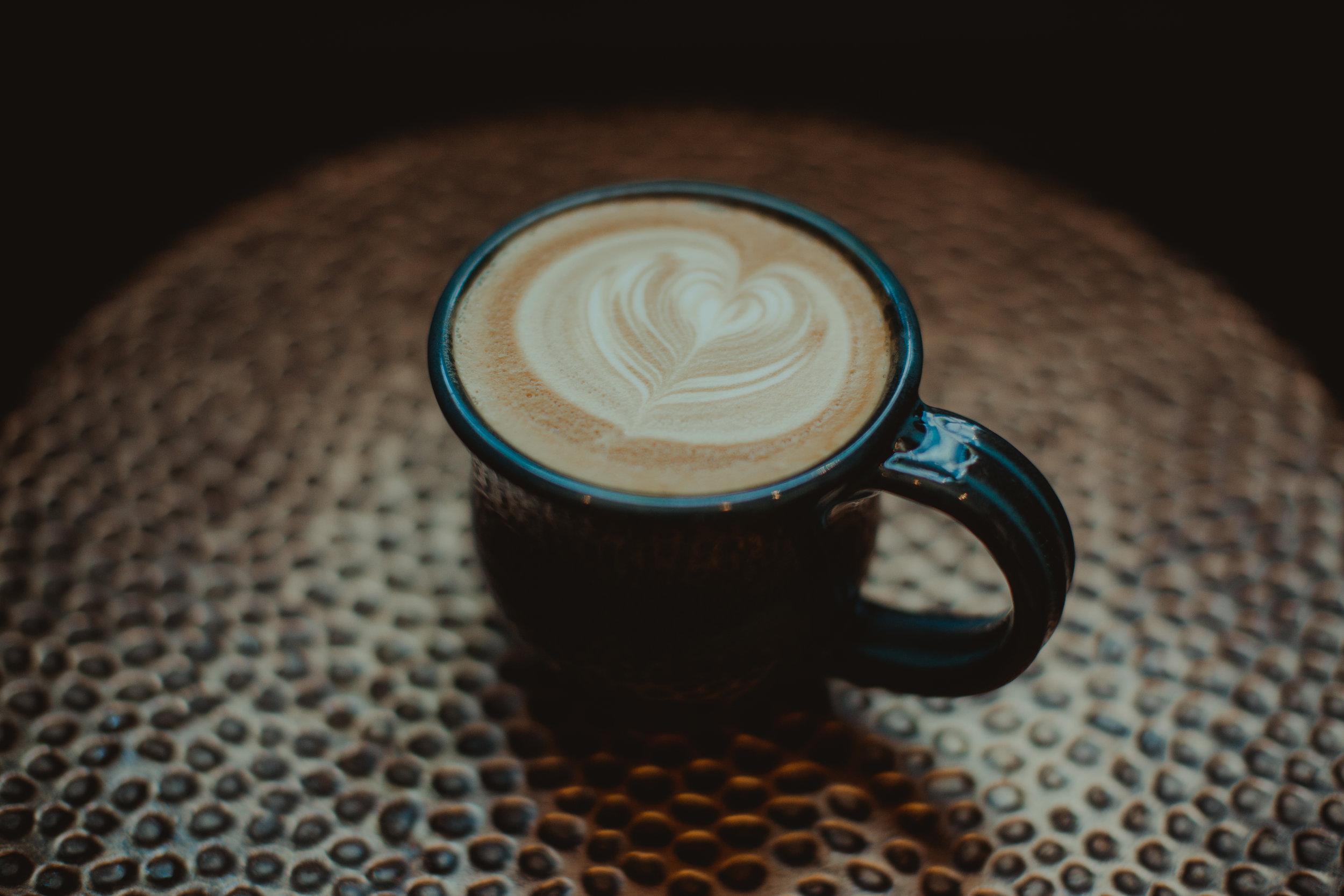 Maeva's Coffee, Photo By Virginia Harold 2018