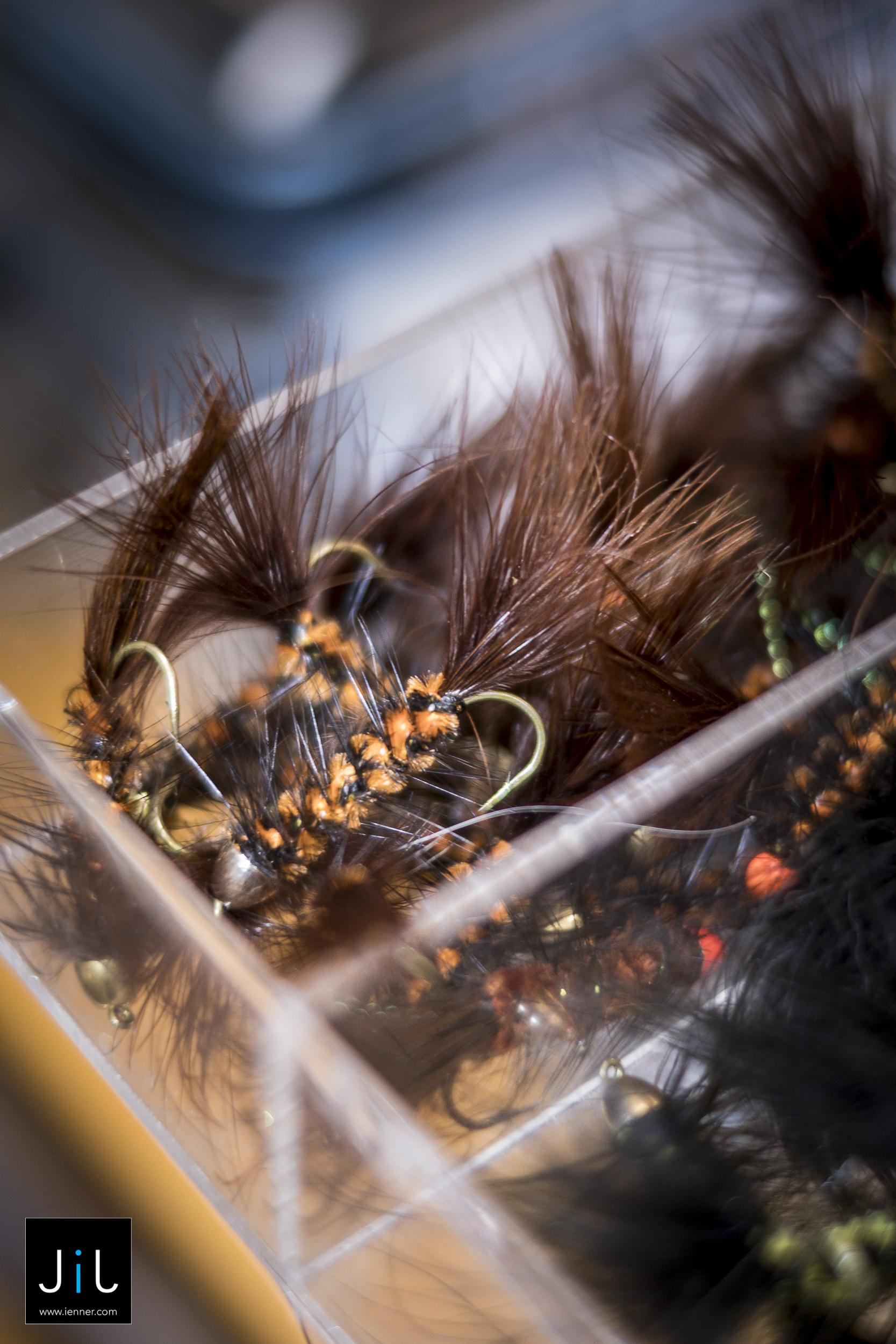 Fly Fishing Still Life