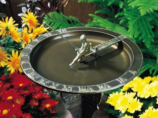 Birdbaths & Sundials