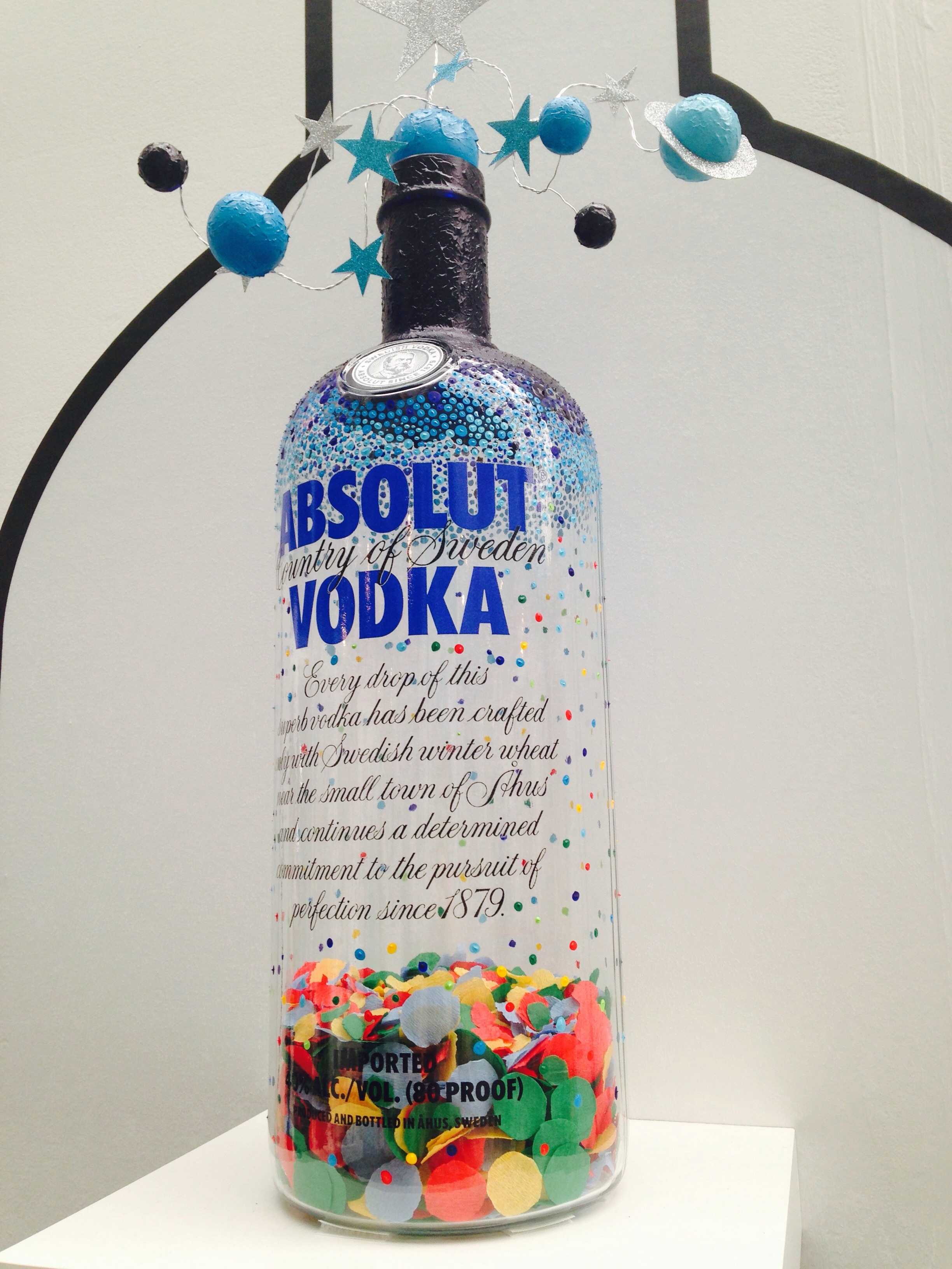 New Designers : Part Two - Absolut Competition Winner - Catherine Cooksely