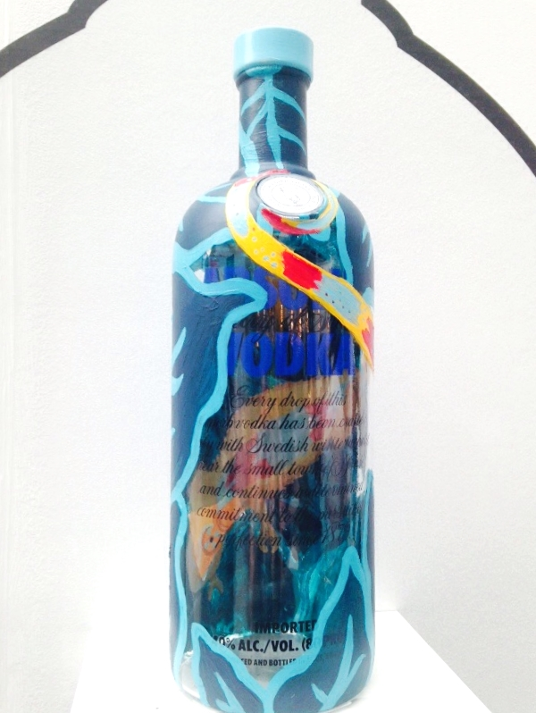 New Designers : Part Two - Absolut Competition Finalist - Imogen Elliot