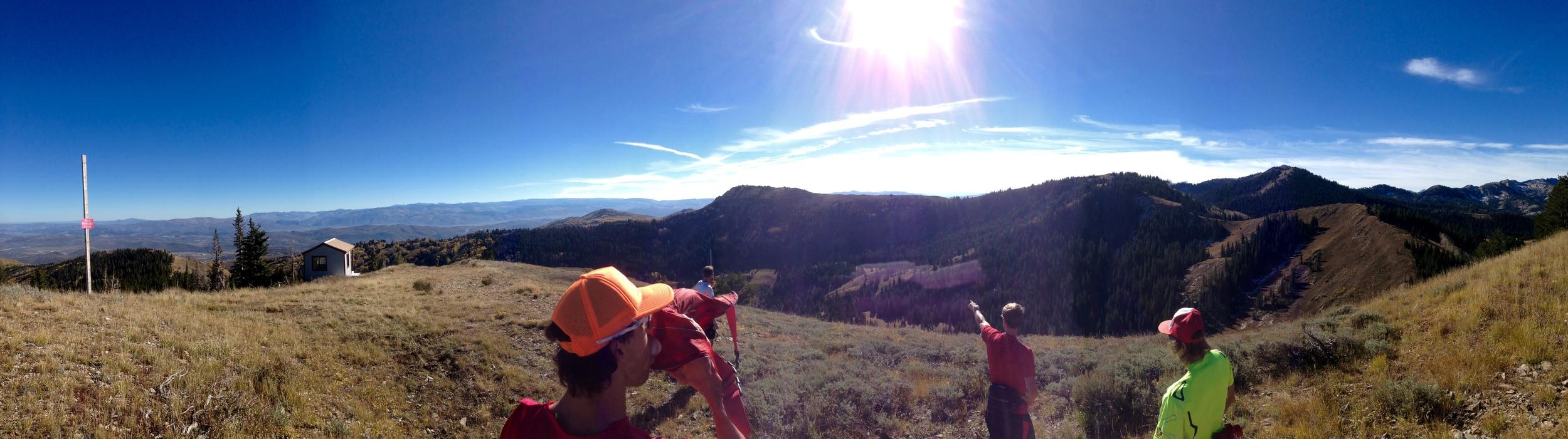 Summit Pano.