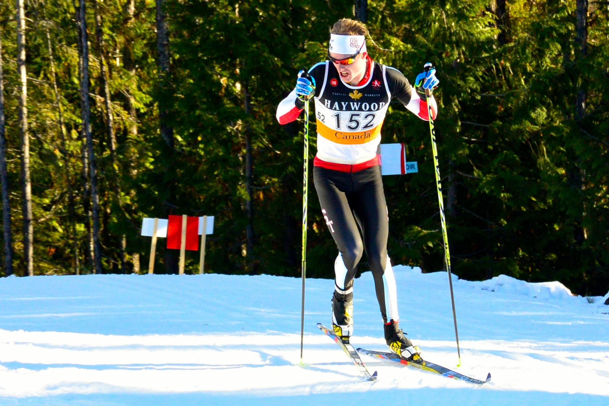 15km Classic in Rossland