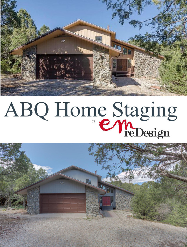 Before & After Exterior reDesign