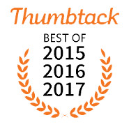 best of thumbtack 2015, 2016, 2017