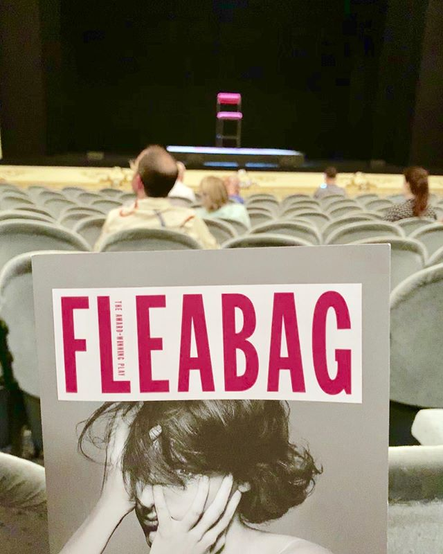 Fleabag live in London!!