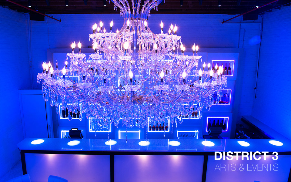 District 3 Downtown Tampa Venue