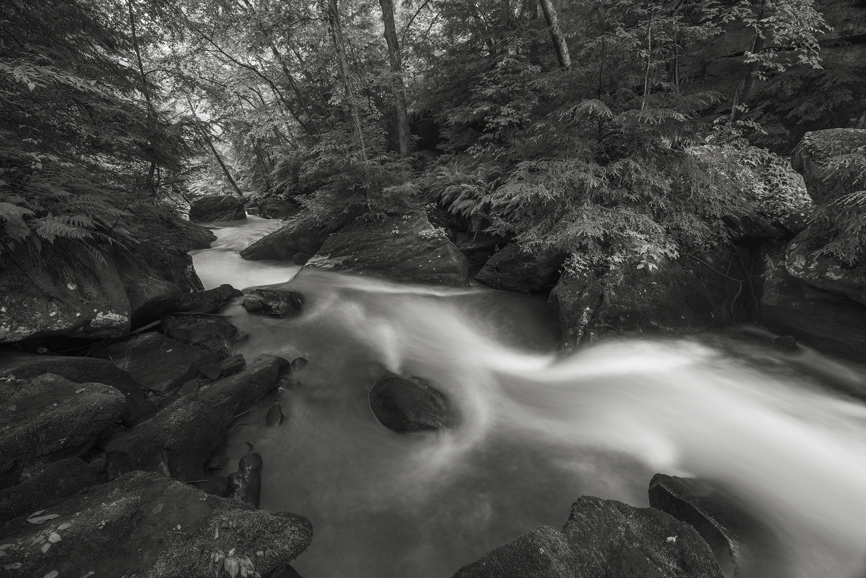 Summers Flow, Muddy Creek, PA