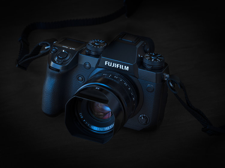 Fuji X-H1 • First Impressions - Updated with Images — Robert H Clark
