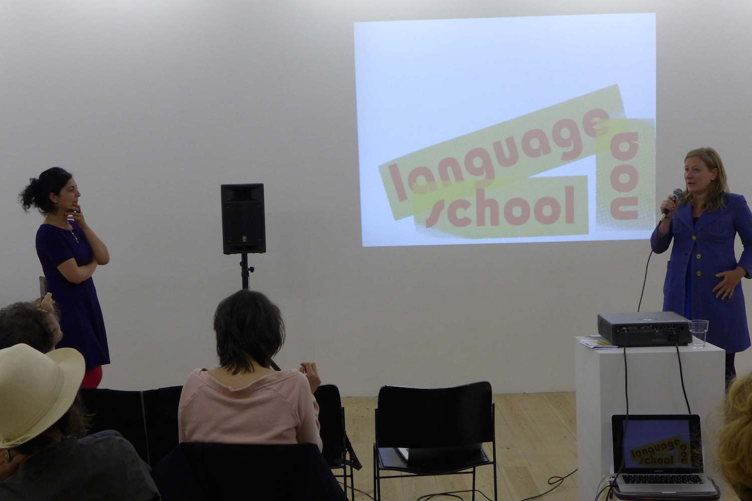 noa language school > CURATED PROJECT, 2013