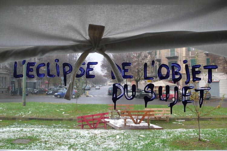 Nosadella due, 2010 Bologna (Italy) > RESIDENCY, 2012
