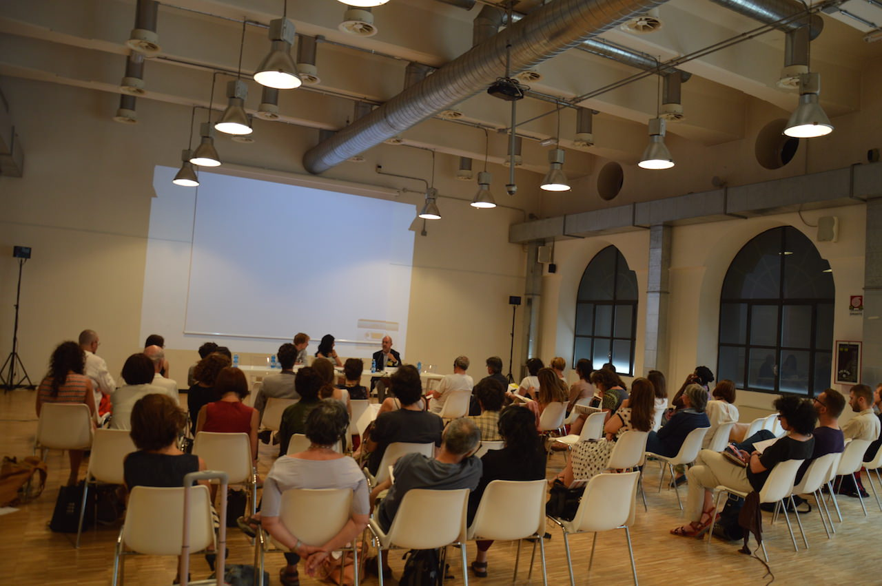 "International Meeting of Residencies ""Residencies as Learning Environments"" > CURATED PROJECTS, 2015"