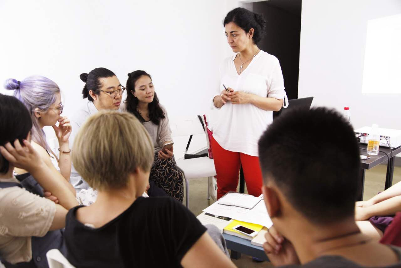 Residences as Learning Environments at DAC, Chongqing > PUBLIC TALKS & PRESENTATIONS