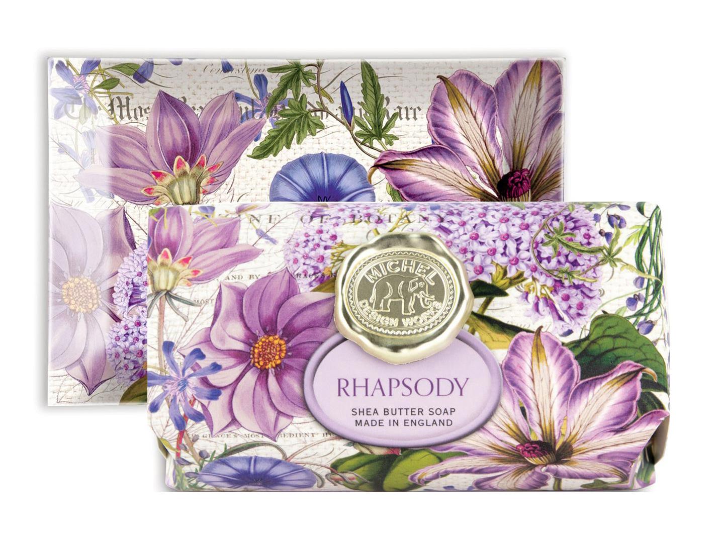 Michel hostess gifts - decorative soaps, foaming soaps, napkins, aprons
