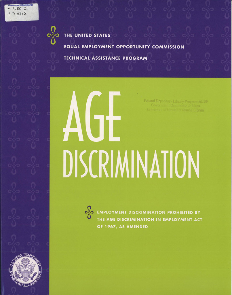 ADEA - Age Discrimination in Employment Act