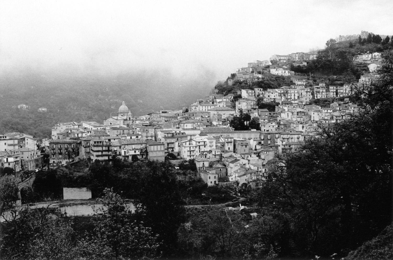 Nocera Terinese, ein Dorf in Kalabrien.