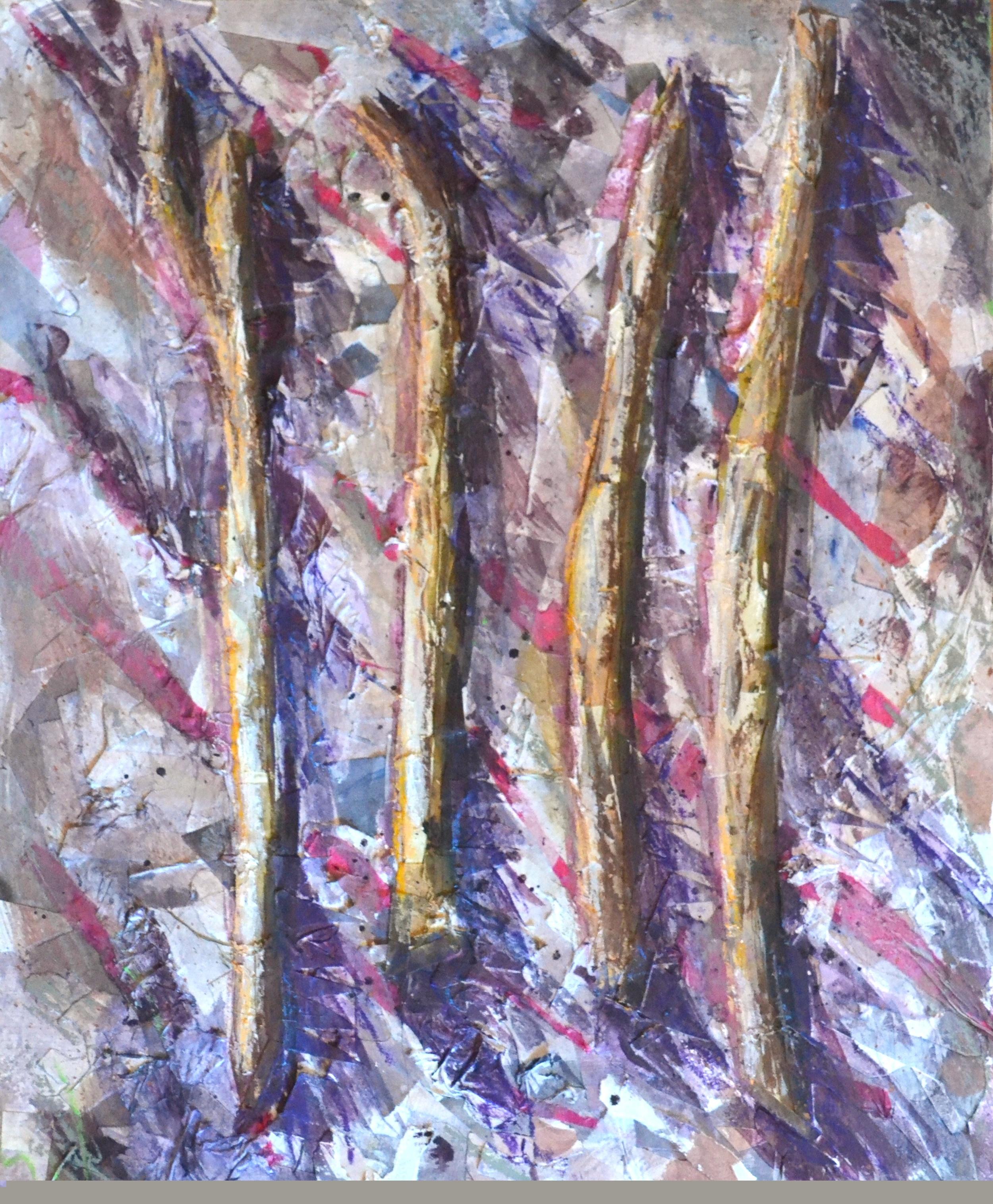 Purple Sticks