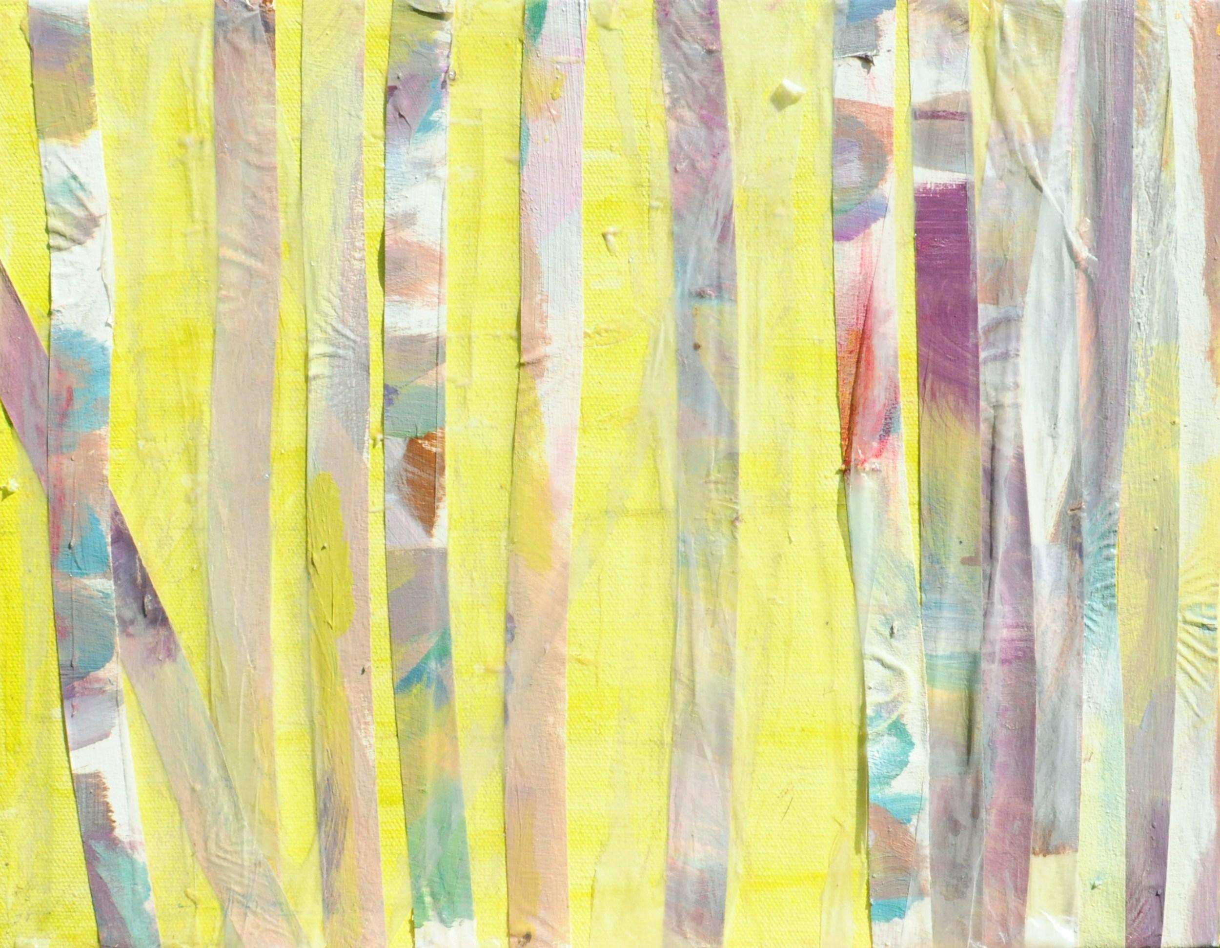 Bright Strip Trees