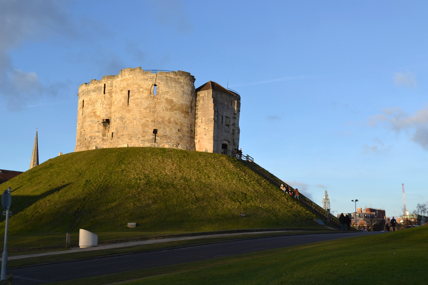 Clifford's Tower. 2015