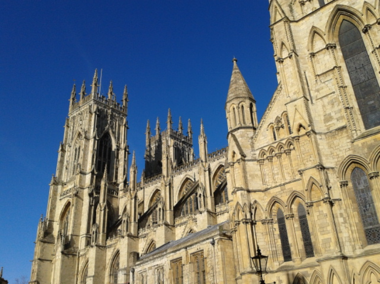 York Minster. 2015