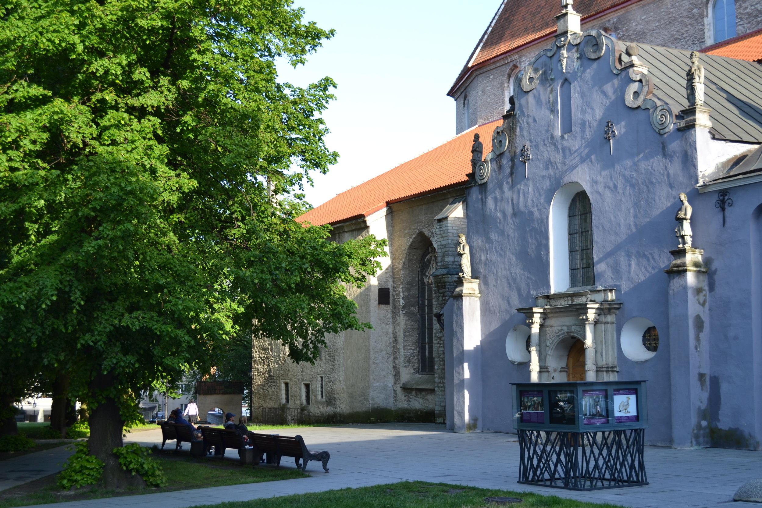 Tallinn Church, 2015
