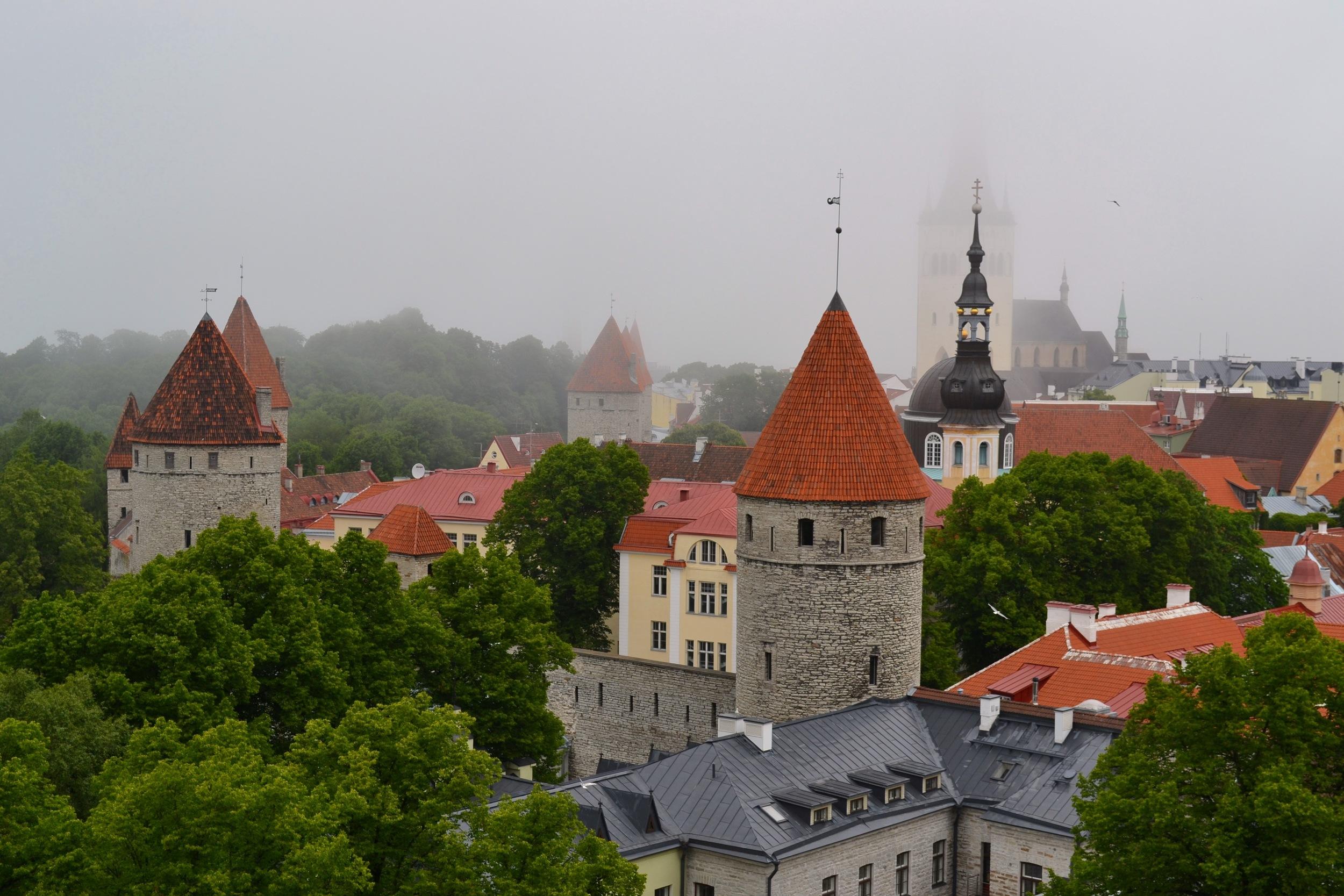 Tallinn Skyline, 2015