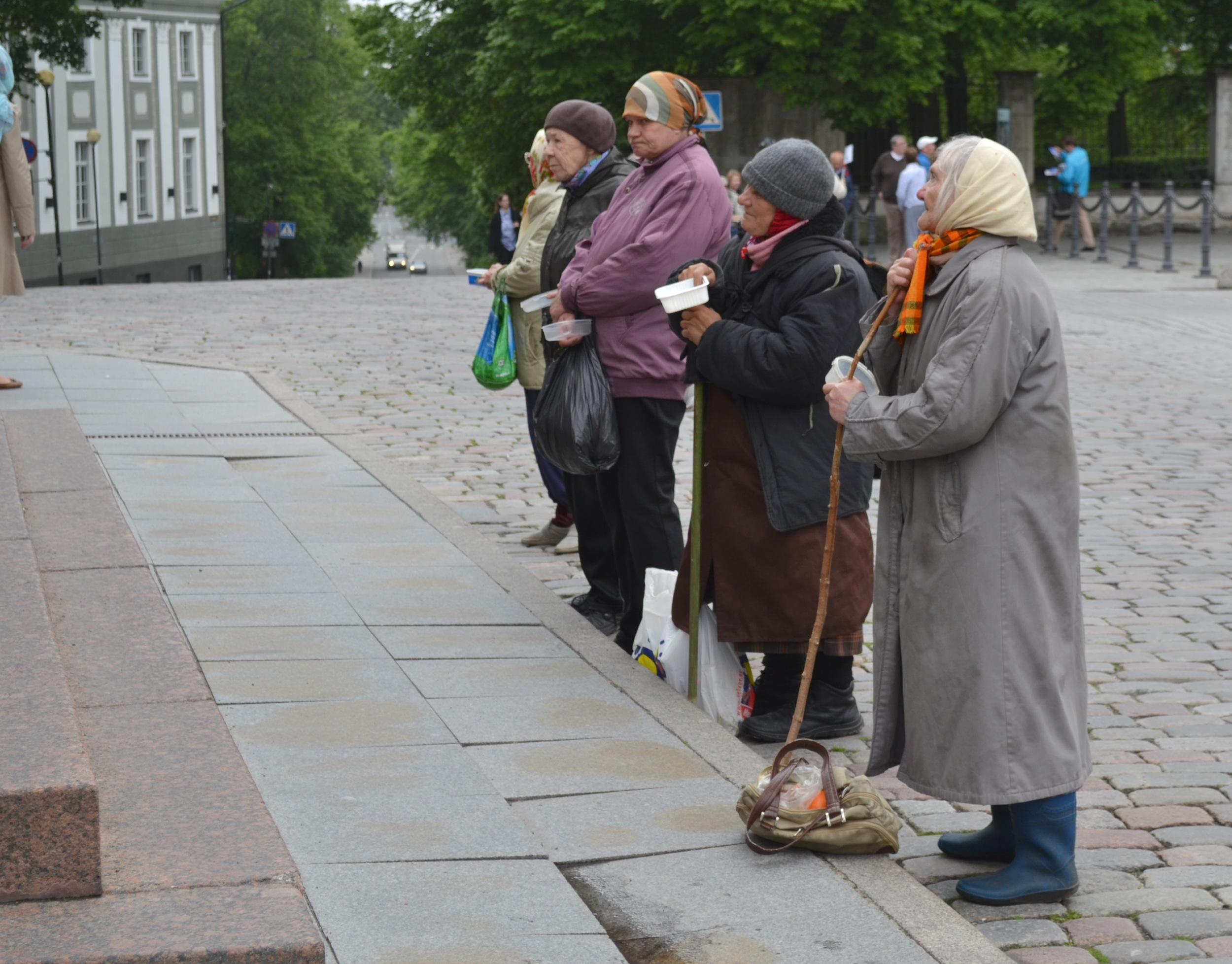 Regular Beggars, Tallinn. 2015