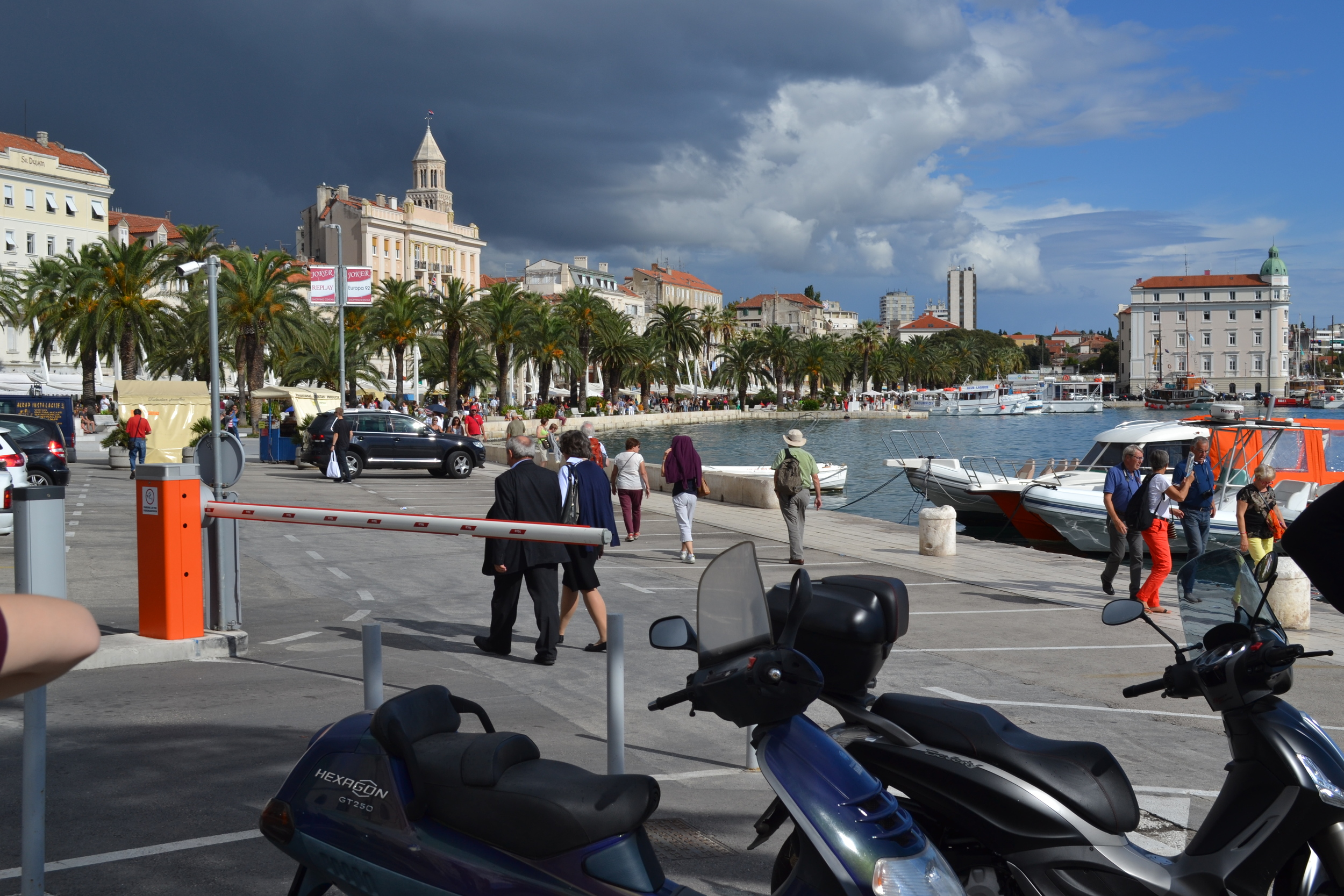 Split, Croaita